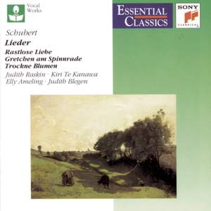 Essential Classics: Schubert Lieder