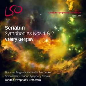 Scriabin: Symphonies Nos. 1 & 2 Product Image