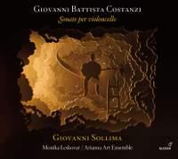 Costanzi: Cello Sonatas