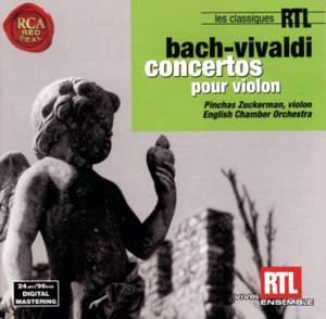 Back & Vivaldi: Concertos Pour Violins