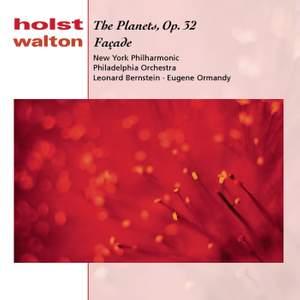 Holst: The Planets & Walton: Façade