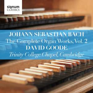 Johann Sebastian Bach: The Complete Organ Works Vol. 2 Product Image