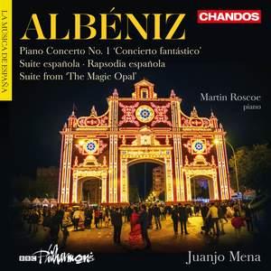 Albéniz: Orchestral Works