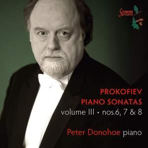 Prokofiev: Piano Sonatas Vol. 3 Product Image