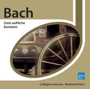 Bach: Zwei weltliche Kantaten
