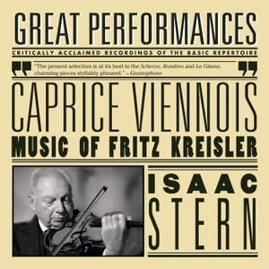 Caprice Viennois: Music of Fritz Kreisler Product Image