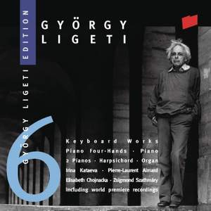 Ligeti: Keyboard Works