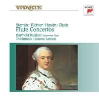 Stamitz, Richter, Haydn & Gluck: Flute Concertos