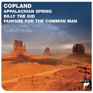 Copland: Appalachian Spring & Billy The Kid Suites