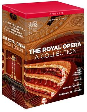 The Royal Opera: A Collection