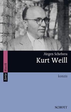 Schebera, J: Kurt Weill