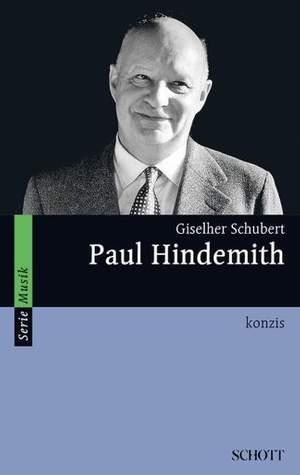 Schubert, G: Paul Hindemith