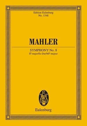 Mahler, G: Symphony No. 8 E flat major