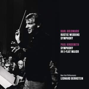Goldmark: Rustic Wedding Symphony & Hindemith: Symphony in E flat major
