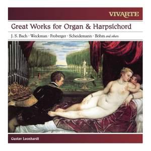 Great Works for Organ & Harpsichord