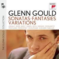 Glenn Gould plays Sonatas, Fantasies & Variations