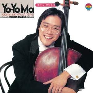 Yo-Yo Ma plays Kreisler & Paganini