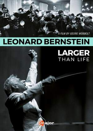 Leonard Bernstein: Larger than Life Product Image