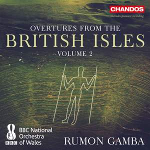 Overtures from the British Isles, Vol. 2 Product Image