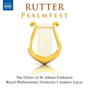 Rutter: Psalmfest Product Image