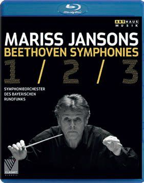 Beethoven: Symphonies 1/2/3
