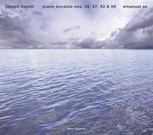 Haydn: Piano Sonatas Nos. 32, 47, 53 & 59