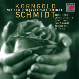 Korngold & Schmidt: Music for Strings and Piano Left Hand Product Image