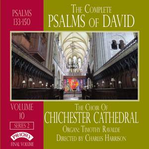 The Complete Psalms of David, Series 2 Volume 10
