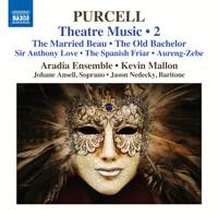 Purcell - Theatre Music Volume 2