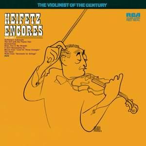 Heifetz: Encores