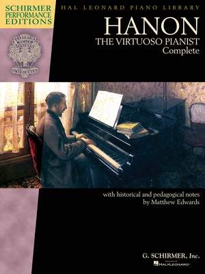Charles-Louis Hanon: Hanon: The Virtuoso Pianist Complete - New Edition