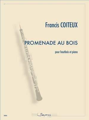 Francis Coiteux: Promenade au bois