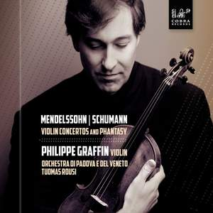 Schumann & Mendelssohn: Violin Concertos Product Image