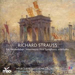 Richard Strauss: Ein Heldenleben & Intermezzo: Four Symphonic Interludes Product Image