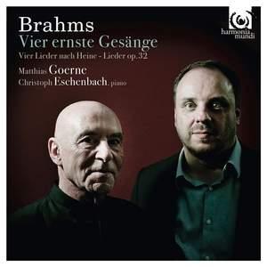 Brahms: Vier ernste Gesänge