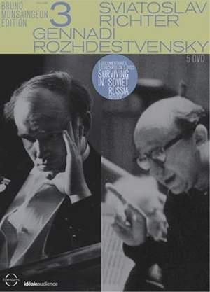 The Bruno Monsaingeon Edition Vol. 3: Richter / Rozhdestvensky