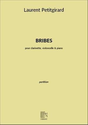 Laurent Petitgirard: Bribes