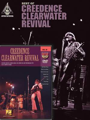Creedence Clearwater Revival Guitar Pack Product Image