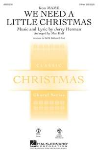 Jerry Herman: We Need a Little Christmas