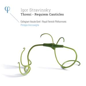 Stravinsky: Threni - Requiem Canticles