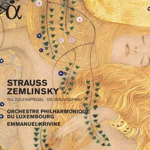 Emmanuel Krivine conducts R. Strauss & Zemlinsky Product Image