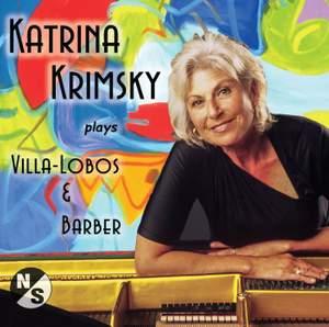 Villa-Lobos & Barber: Work for Piano