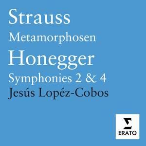 Honegger : Symphonies, etc
