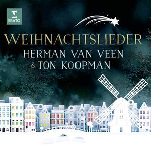 Christmas with Herman Van Veen & Ton Koopman Product Image
