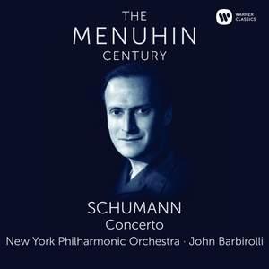 Schumann: Violin Concerto in D minor, WoO 23