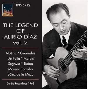The Legend of Alirio Díaz, Vol. 2