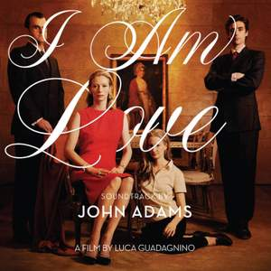 I Am Love - soundtrack by John Adams Product Image