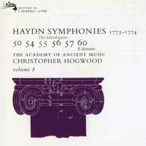 Haydn: Symphonies Vol. 8