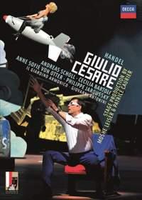 Handel: Giulio Cesare (DVD)
