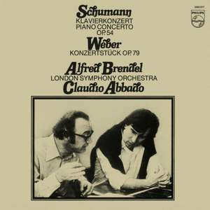 Schumann: Piano Concerto, Op. 54 - Vinyl Edition